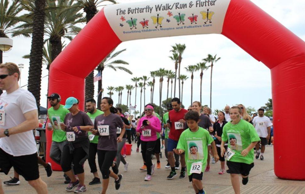 Butterfly Walk/Run & Flutter Long Beach 2019
